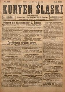 Kuryer Śląski, 1921, R. 13 [właśc. 15], nr150