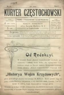 Kuryer Częstochowski, 1906, R. 1, nr 13