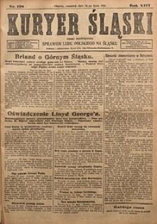Kuryer Śląski, 1921, R. 13 [właśc. 15], nr158