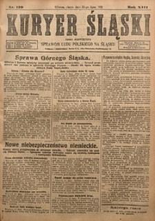 Kuryer Śląski, 1921, R. 13 [właśc. 15], nr159