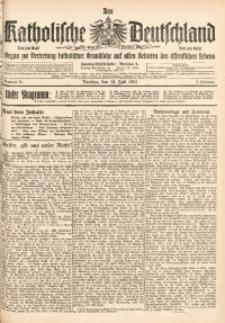 Das Katholische Deutschland, 1913, Jg. 2, Nr. 28