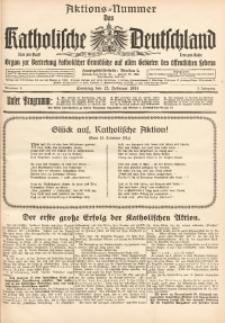 Das Katholische Deutschland, 1914, Jg. 3, Nr. 8