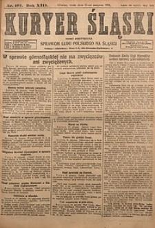 Kuryer Śląski, 1921, R. 13 [właśc. 15], nr187