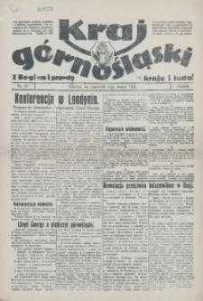 Kraj Górnośląski, 1921, R. 1, nr 47