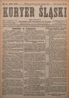 Kuryer Śląski, 1922, R. 14 [właśc. 16], nr6