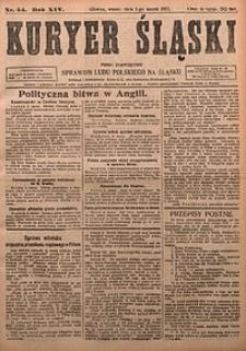 Kuryer Śląski, 1922, R. 14 [właśc. 16], nr54