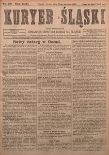 Kuryer Śląski, 1922, R. 14 [właśc. 16], nr93