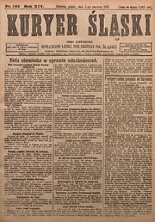 Kuryer Śląski, 1922, R. 14 [właśc. 16], nr125