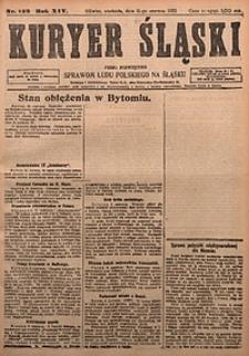 Kuryer Śląski, 1922, R. 14 [właśc. 16], nr132