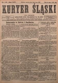 Kuryer Śląski, 1922, R. 14 [właśc. 16], nr148