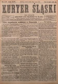 Kuryer Śląski, 1922, R. 14 [właśc. 16], nr157