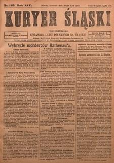 Kuryer Śląski, 1922, R. 14 [właśc. 16], nr163
