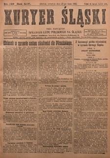 Kuryer Śląski, 1922, R. 14 [właśc. 16], nr169