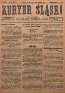 Kuryer Śląski, 1922, R. 14 [właśc. 16], nr178