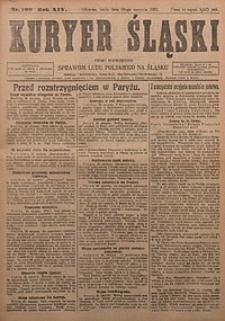 Kuryer Śląski, 1922, R. 14 [właśc. 16], nr199