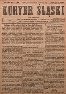 Kuryer Śląski, 1922, R. 14 [właśc. 16], nr238
