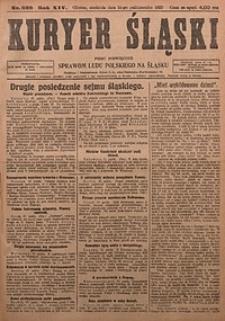 Kuryer Śląski, 1922, R. 14 [właśc. 16], nr239