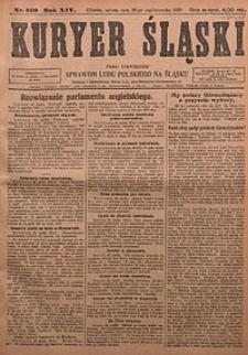 Kuryer Śląski, 1922, R. 14 [właśc. 16], nr250