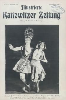Illustrierte Kattowitzer Zeitung, 1914, nr 12