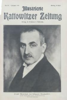Illustrierte Kattowitzer Zeitung, 1914, nr 17