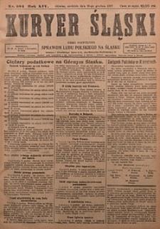 Kuryer Śląski, 1922, R. 14 [właśc. 16], nr284