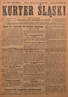 Kuryer Śląski, 1922, R. 14 [właśc. 16], nr288