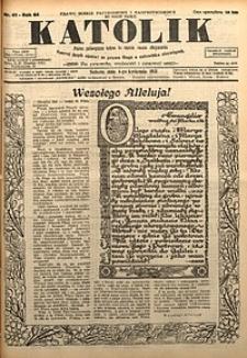 Katolik, 1931, R. 64, nr41