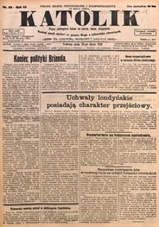Katolik, 1931, R. 64, nr89