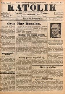 Katolik, 1931, R. 64, nr103