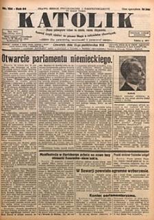 Katolik, 1931, R. 64, nr124