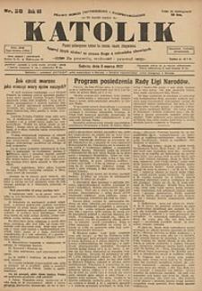 Katolik, 1927, R. 60, nr28