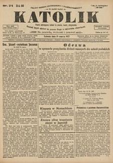 Katolik, 1927, R. 60, nr34