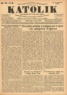 Katolik, 1927, R. 60, nr70