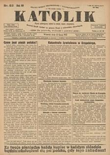 Katolik, 1927, R. 60, nr83