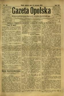 Gazeta Opolska, 1902, R. 13, nr 50
