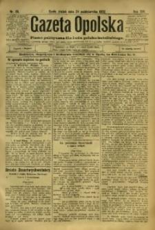 Gazeta Opolska, 1902, R. 13, nr 85