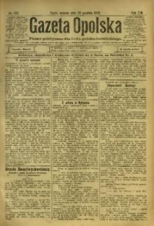 Gazeta Opolska, 1902, R. 13, nr 102