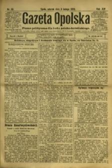 Gazeta Opolska, 1903, R. 14, nr 10