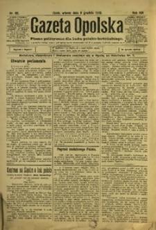 Gazeta Opolska, 1903, R. 14, nr 98