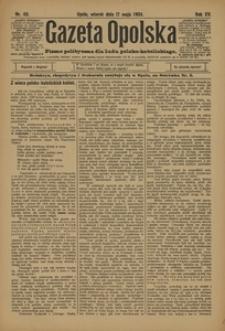 Gazeta Opolska, 1904, R. 15, nr 40