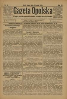 Gazeta Opolska, 1904, R. 15, nr 41