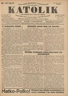 Katolik, 1927, R. 60, nr147