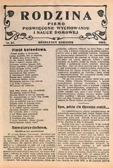 Rodzina, 1931, nr27