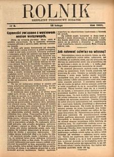 Rolnik, 1931, [R. 29], nr6