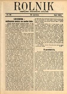 Rolnik, 1931, [R. 29], nr20