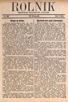 Rolnik, 1931, [R. 29], nr38