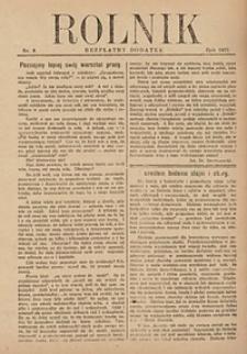 Rolnik, 1927, [R. 25], nr6