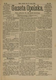 Gazeta Opolska, 1897, R. 8, nr 22