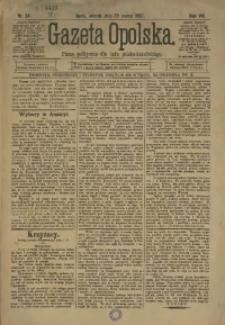 Gazeta Opolska, 1897, R. 8, nr 24