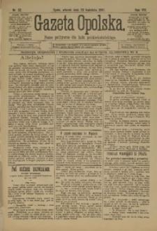 Gazeta Opolska, 1897, R. 8, nr 32